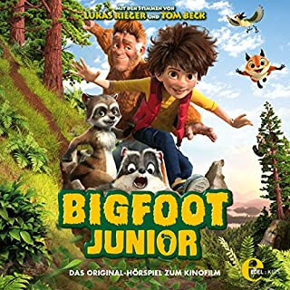 Bigfoot Junior Titelbild