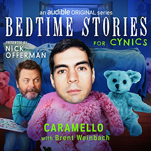 Ep. 12: Caramello with Brent Weinbach cover art
