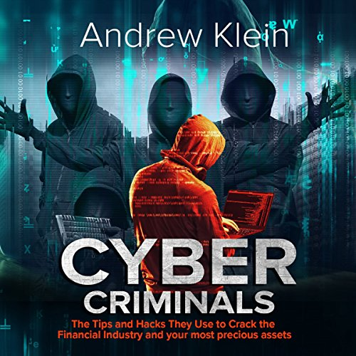 Couverture de Cyber Criminals