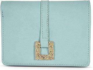 Baggit Women's Wallet (Blue)