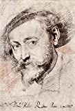 Das Museum Outlet–Selbst Gemälde von Rubens, gespannte Leinwand Galerie verpackt. 50,8x 71,1cm