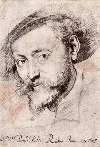Das Museum Outlet–Selbst Gemälde von Rubens–Leinwanddruck Online kaufen (101,6x 127cm)
