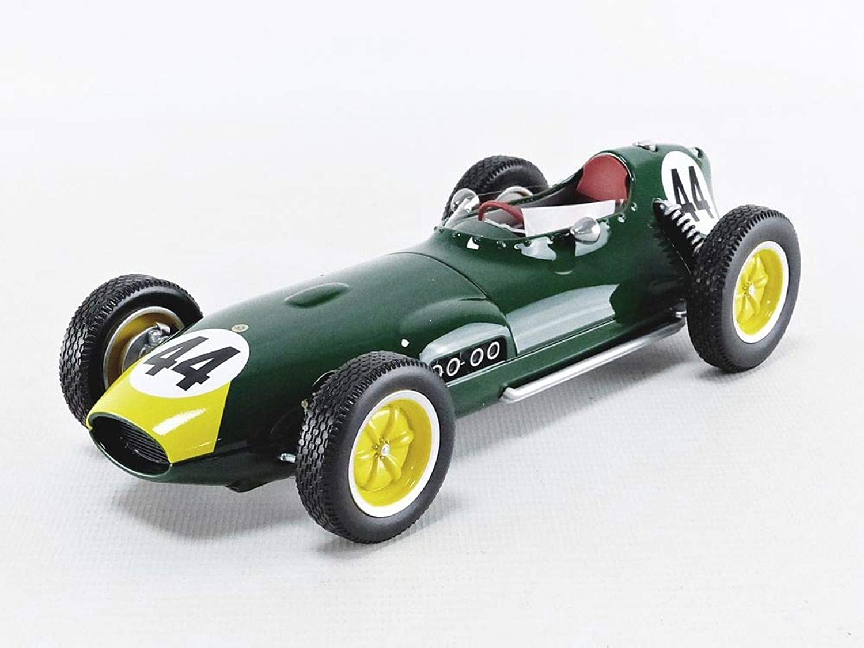 Tecnomodel Mythos TM18123A Collectible Miniature Car - Green Yellow