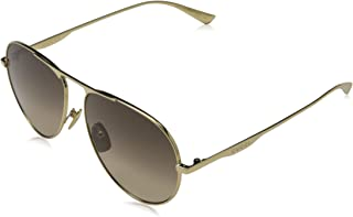 Gucci Men's Sunglasses Aviator GG0334S, Gold