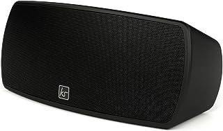 KitSound Slam 2 Bluetooth Speaker Wireless Universal Portable Water Resistant - Black