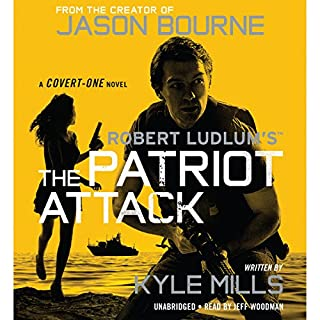 Robert Ludlum's (TM) The Patriot Attack audiobook cover art
