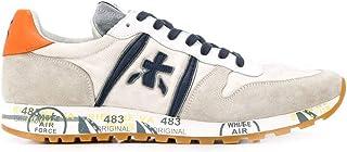 PREMIATA Luxury Fashion Mens ERIC4667 Grey Sneakers   Spring Summer 20