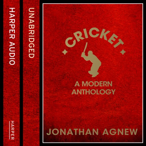 Cricket: A Modern Anthology audiobook cover art
