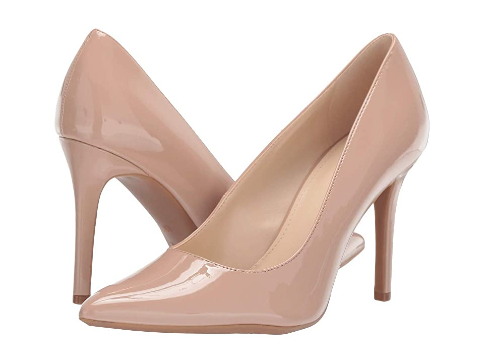 Nine West Fill (Barely Nude) High Heels