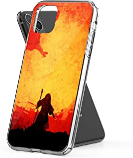 Case Phone Anti-Scratch Cover Motion Picture The Grey Movies (6.5-inch Diagonal Compatible with iPhone 11 Pro Max)