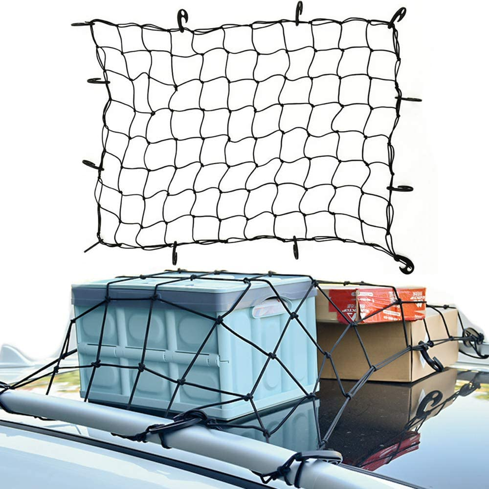 TGHY Latex Cargo Net Universal Elastic Fixed Challenge Seattle Mall the lowest price of Japan Car Roof