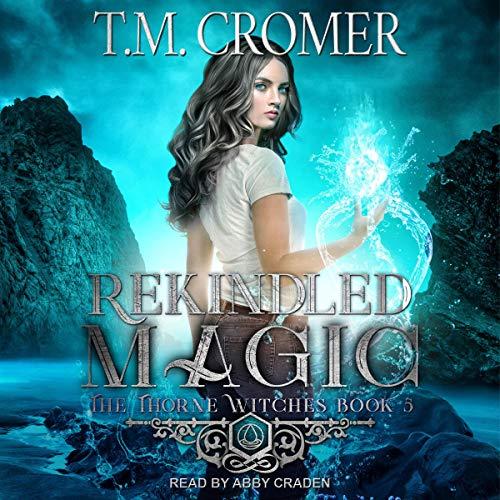 Rekindled Magic cover art