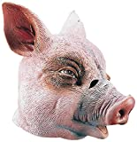 Carnival toys - MA1009  - Masque adulte cochon complet latex