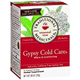 Traditional Medicinals Tea Gypsy Cold Care or