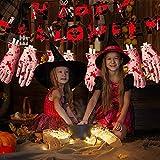 Zoom IMG-1 muoivg 34 pcs decorazione halloween
