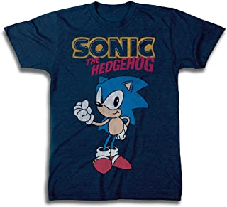 sonic hedgehog t shirt