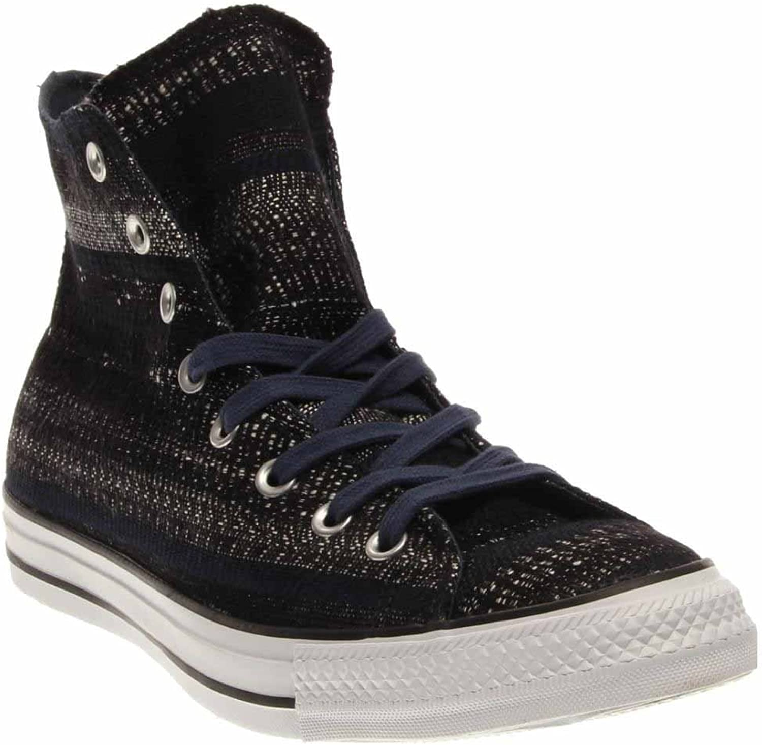 Converse Mens Chuck Taylor All Star High Top Casual Athletic & Sneakers bluee