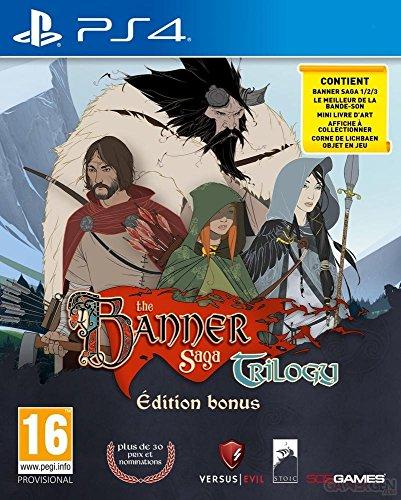 The Banner Saga Trilogy : Edition Bonus - Day One [Importación francesa]