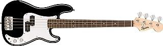 Squier by Fender Mini Precision Bass - Laurel - Black