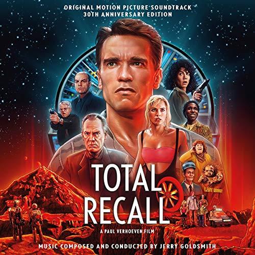 【輸入盤国内仕様】トータル・リコール30周年記念(Total Recall)〈2枚組完全盤〉