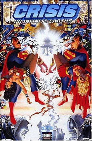Crisis on Infinite Earths, tome 1