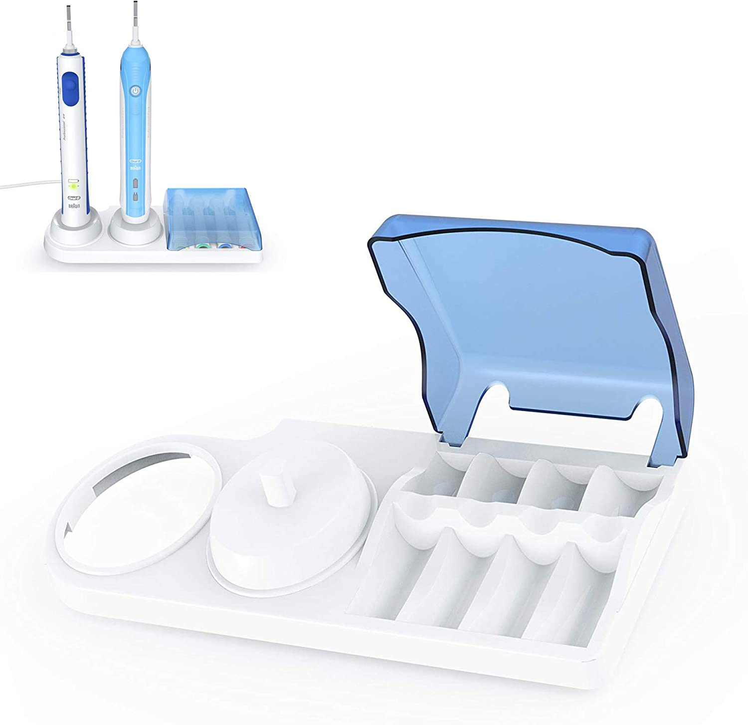 Oral B Stand Electric Toothbrush Holder Braun National 2021 uniform free shipping for Heads