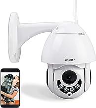 $39 » Sponsored Ad - SmartSF Outdoor PTZ Camera Wireless WiFi IP Security Camera 1080P Home Surveillance Camera for Baby/Elder/P...