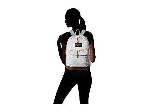 Right Pack Beach Stripe Expressions JanSport FdwTfF