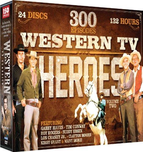 Western TV Heroes, Vol. 2 [RC 1]