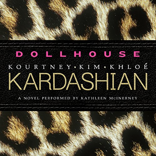 Dollhouse audiobook cover art