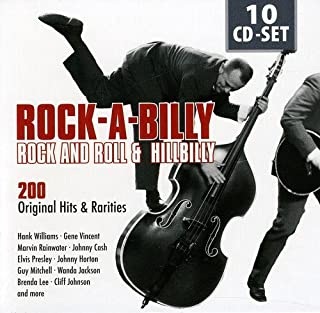 Rockabilly: Rock And Roll & Hillbilly