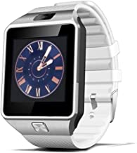 Singe Bluetooth Smart Watch Phone Mate For Samsung S5 S6 Note 4 HTC Sony Nokia Huawei LG All Android Smartphones-White