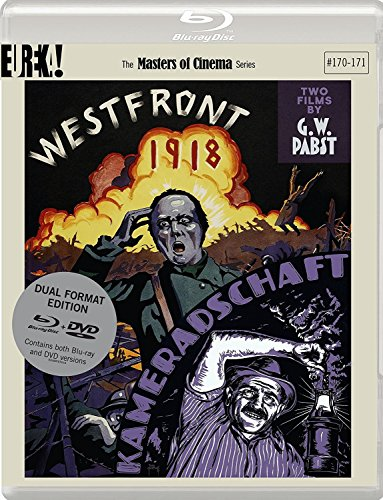 Westfront 1918 & Kameradschaft (Two Films by G.W. Pabst) [Edizione: Regno Unito] [Blu-Ray] [Import]