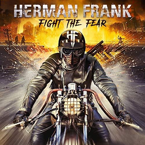 Herman Frank: Fight the Fear (Digipak) (Audio CD (Digipack))
