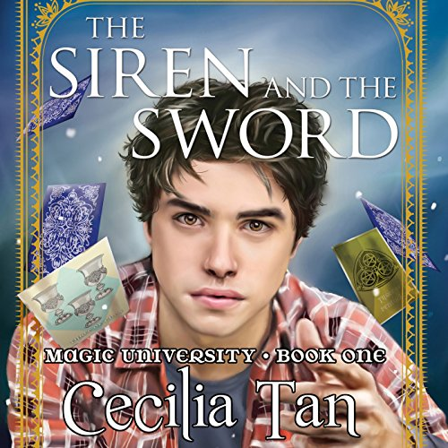The Siren and the Sword cover art