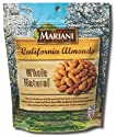 Almonds Whole Natural Stand Up Ziplock, 16 oz