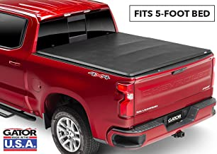 Gator ETX Soft Tri-Fold Truck Bed Tonneau Cover | 59112 | 2015 - 2019 Chevy Colorado 5' Bed | MADE IN THE USA