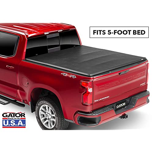 Gator Tri-Fold (fits) 2015-2019 Chevy Colorado GMC Canyon 5 FT