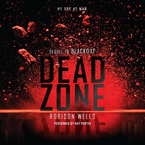 Dead Zone audiobook cover art