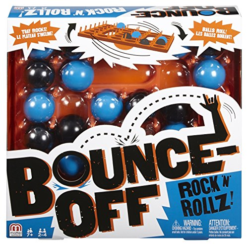 Mattel Games Bounce-Off Rock 'N' Rollz