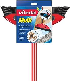 Vileda 142677 Multi Broom with Telescopic Handle