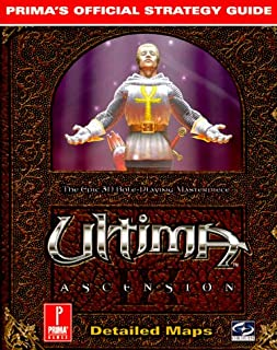 Ultima IX: Ascension (Prima's Official Strategy Guide)