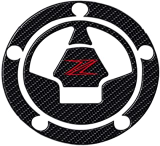 Qiilu Motorrad Tankdeckel Pad Tankpad 3D Abdeckung Universal f/ür Motorrad Tank Aufkleber Abdeckung Gel Schwarz