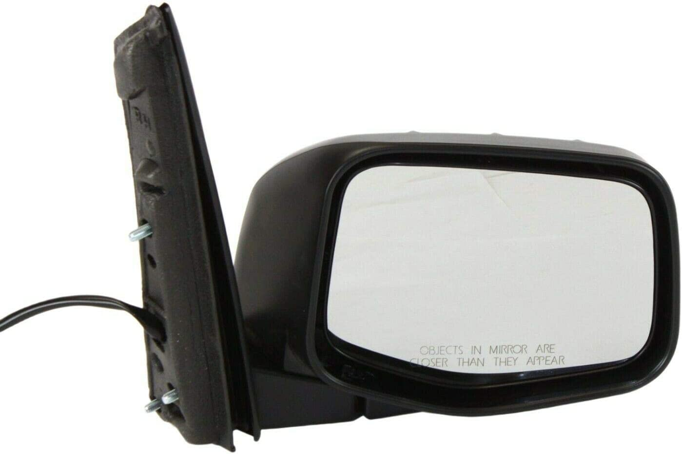 Right Power Mirror Manual Folding Challenge the lowest Super Special SALE held price HO1321262 Heated 76200TK8A Non