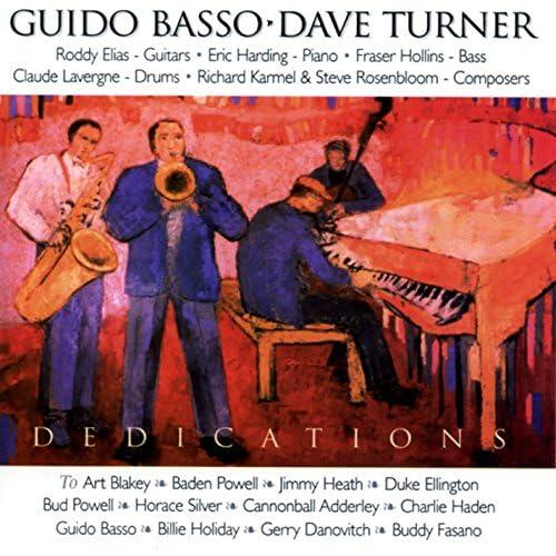 Guido Basso & Dave Turner feat. Claude Lavergne, Eric Harding, Fraser Hollins & Roddy Elias