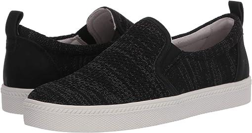 Black Multi Knit Fabric