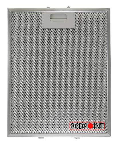 Filter Aluminium für Dunstabzugshauben universal mm.260 x 320 x 9