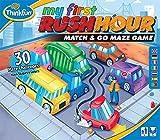 Think Fun 76411 My First Rush Hour Juego de Logica, 1 Jugador, Edad Recomendada 3+