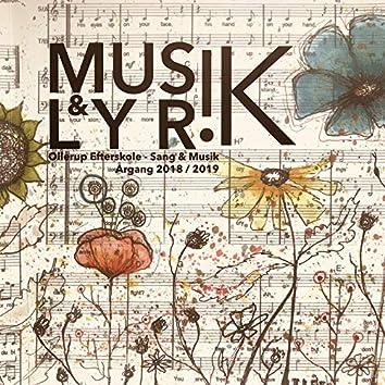 Musik og lyrik, Vol. 18/19
