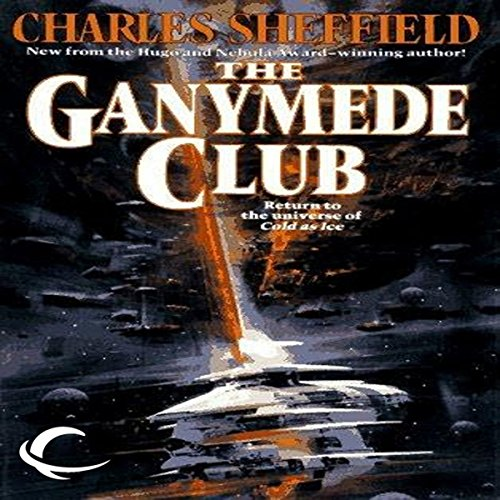 The Ganymede Club audiobook cover art
